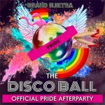 Disco Ball Pride after party